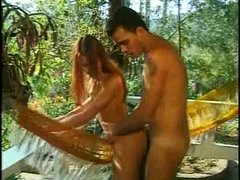 Lovely T-girl Plowed Rock-hard